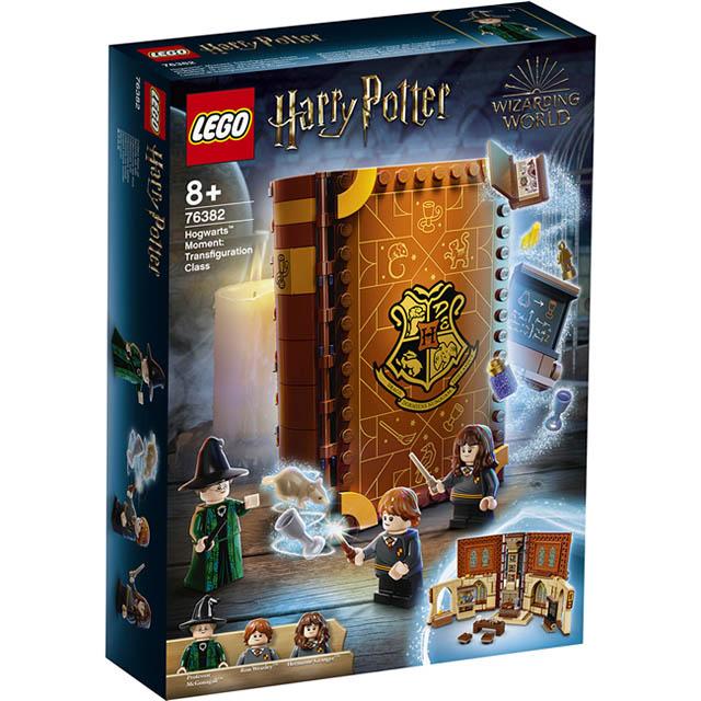 樂高積木 LEGO《 LT76382 》202101 Harry Potter 哈利波特系列 - 霍格華茲變形學教室