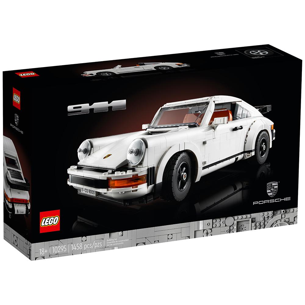 樂高積木 LEGO《 LT10295 》202106 創意大師 Creator 系列 - Porsche 911