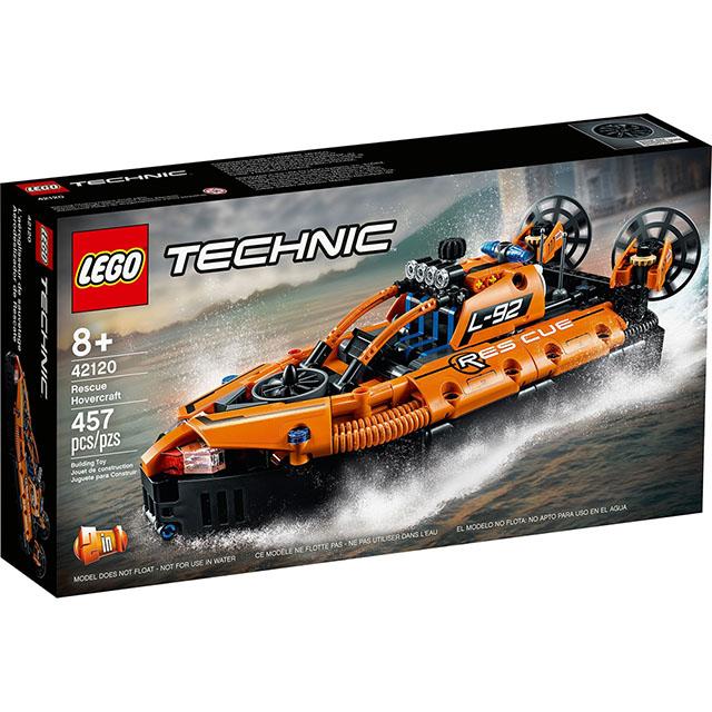樂高積木 LEGO《 LT42120 》202103 科技 Technic 系列 - 救援氣墊船