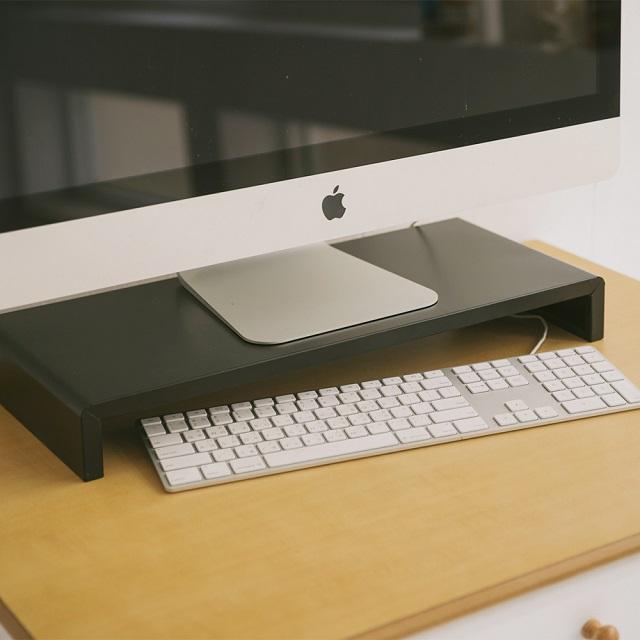 《完美主義》高質感LCD螢幕架-黑色