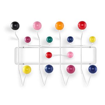 經典設計大師之作Herman Miller Eames Hang-It-All 隨意掛衣架 (彩)