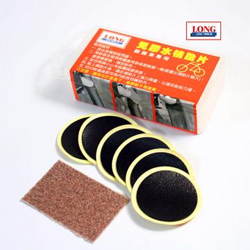 龍陣原廠-自行車專用免膠水補胎片-2盒