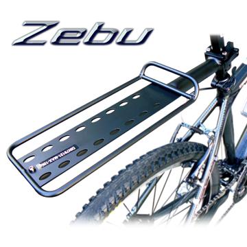 《Krex Zebu》專業自行車快拆後架