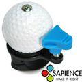 【SAPIENCE】自行車專用造型手敲鈴-高爾夫球