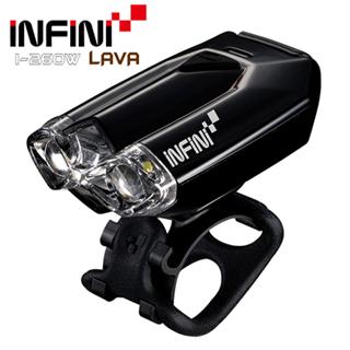 《INFINI  LAVA  I-260W》高亮度LED前燈-黑色