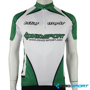 OHIOSPORT 專業版樹藤車衣-綠色