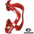 EXUSTAR 自行車專用水壺架(紅)