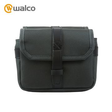 Walco上管小馬鞍包-都會款 (黑色)