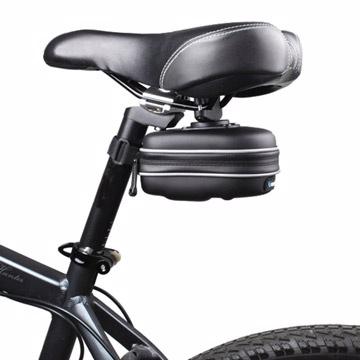 Mr.Bike EVA霧黑座墊包_MBG016