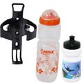 omax快拆萬用水壺架 +流線運動水壺+3D兒童水壺