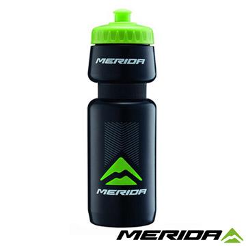 《MERIDA》美利達 2123002681 水壺 700CC 黑/綠LOGO