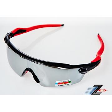 【視鼎Z-POLS極地悍將款】新一代TR太空纖維材質搭載100%Polarized頂級一片式電鍍偏光運動眼鏡!新上市