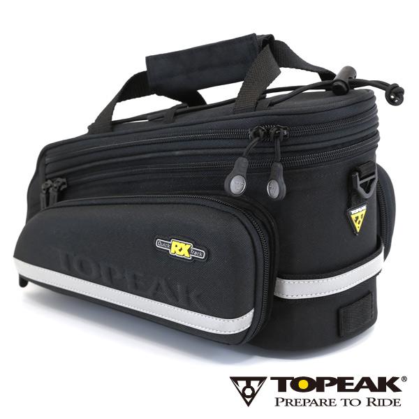 TOPEAK RX TrunkBag DXP 大容量快拆馬鞍袋