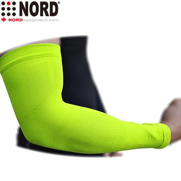 NORD 多方位機能型壓縮袖套-黃
