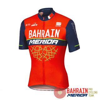 《Bahrain Merida》巴林 美利達 車隊版男短車衣