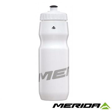 《MERIDA》美利達 2123003240 水壺 800cc 白/灰