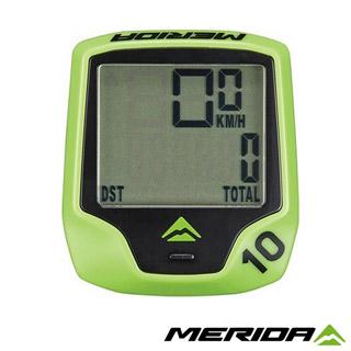 《MERIDA》美利達 10功能無線碼錶