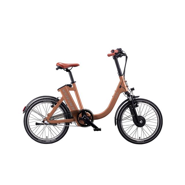 全新登場VOTANI by BESV 電動輔助自行車 Q3