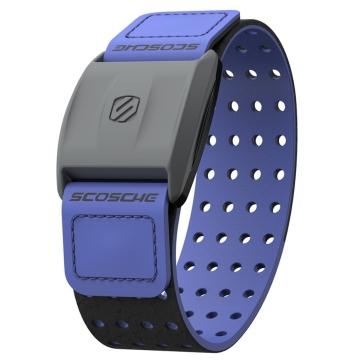 Scosche Rhythm+ 手臂式心跳帶 - 藍色