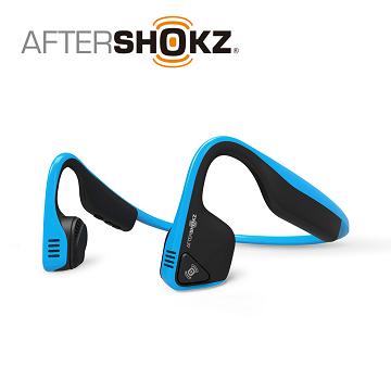 AFTERSHOKZ Trekz Titanium AS600骨傳導藍牙運動耳機(海洋藍)