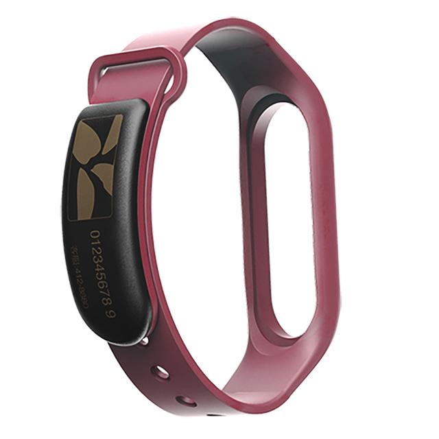 Innfact 小米手環 5 悠遊卡支付錶帶 (深邃紫)
