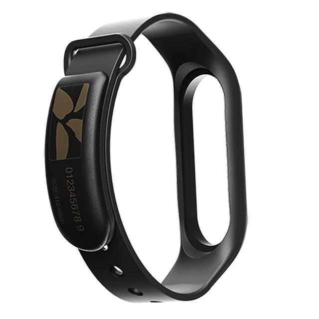 innfact 小米手環 5 悠遊卡支付錶帶 (黑色)