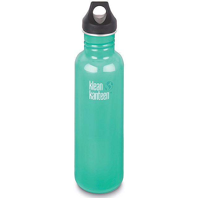 美國Klean Kanteen可利不鏽鋼瓶800ml-潮汐藍
