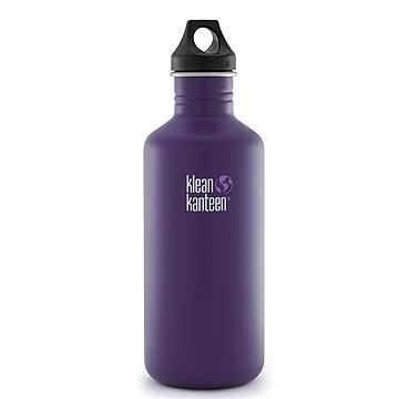 美國Klean Kanteen可利不鏽鋼瓶1182ml-漿果紫
