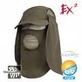 EX2 全防護棒球帽(橄欖綠)