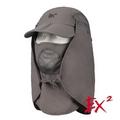 EX2 全防護棒球帽(荒野)