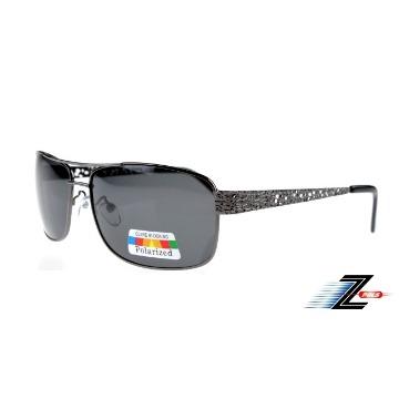 【視鼎Z-POLS金屬時尚設計款】輕量科技製造高質感舒適框體,頂級寶麗來偏光太陽眼鏡!