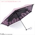 【RainBow】蕾洛克-抗UV晴雨傘(輕粉紅)