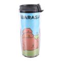 kapibarasan 水豚君我愛生活系列曲線杯。水豚君