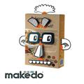 澳洲 makedo 美度扣 - 裝飾創意【人物臉型】23 pcs