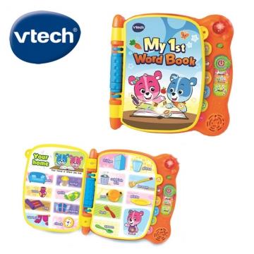 Vtech 我的第一本英文書(新版)