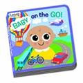Lamaze拉梅茲嬰幼兒玩具 - 寶寶交通探險故事書