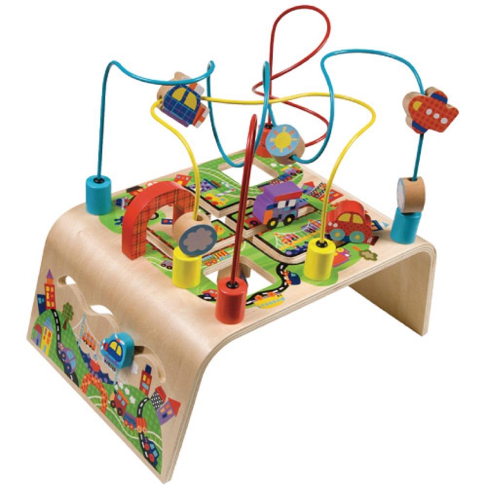 【美國ALEX】忙碌寶寶遊戲桌