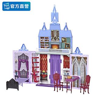 冰雪奇緣2城堡遊戲組 E5511