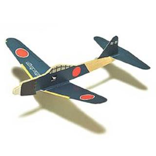 White wings Series Mitsubishi Zero Fighter 52 航空力學滑翔機