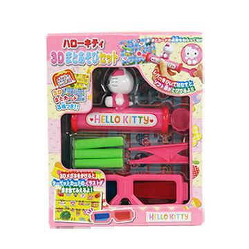 Hello Kitty 3D射擊遊戲組(附3D眼鏡)(授權)(ST)