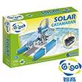 智高GIGO 太陽能雙體船(073989)