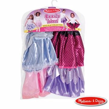 【美國瑪莉莎 Melissa & Doug】華麗裝扮短裙組合包