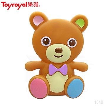 日本《樂雅 Toyroyal》歡樂熊寶