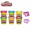 Play-Doh【培樂多】閃亮黏土六色黏土組