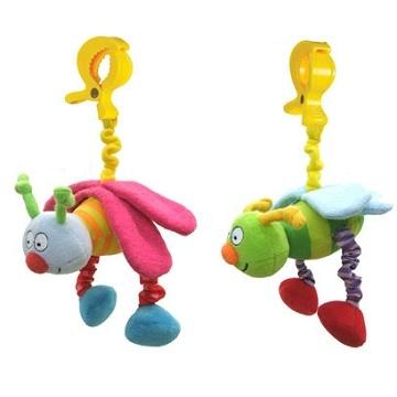 【Baby Joy 小玩童】: Taf Toys Busy Bee 會震動的忙碌小蜜蜂