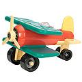 【美國 B.Toys 感統玩具】Battat系列-雙翼戰鬥機 BT2457D