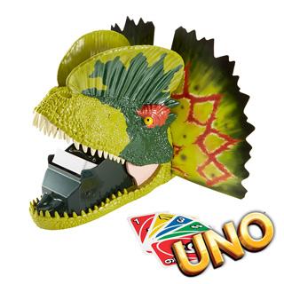 MATTEL 侏羅紀UNO擊卡樂