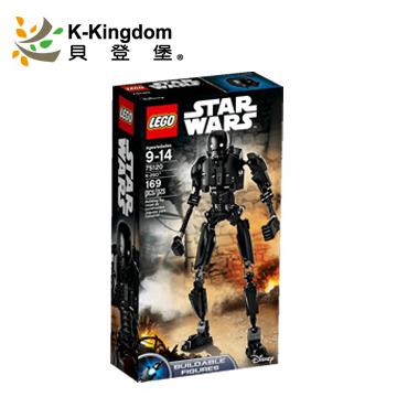【貝登堡】LEGO樂高 星際大戰外傳系列 K-2SO™ 75120