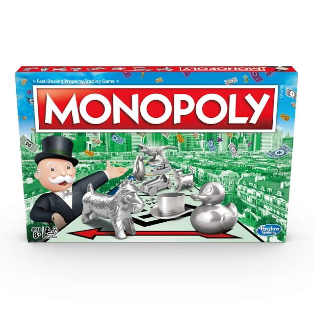 玩具反斗城 地產大亨Monopoly經典 快速成交地產投資遊戲