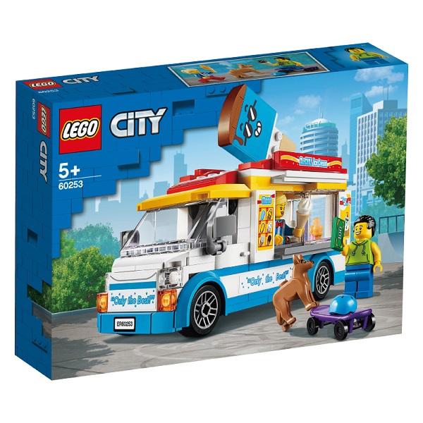 玩具反斗城 樂高 LEGO 60253冰淇淋車
